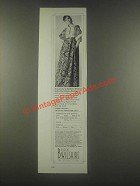 1985 Bullocks Wilshire David Brown Boutique Dress Ad