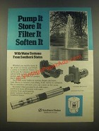 1985 Southern Sates Water Systems Ad - Pump It