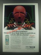 1985 Delco-GM Bose Music System Ad - A Dummy