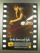 1985 Kodak VR 1000 Film Ad - By the Dawn's Early Light