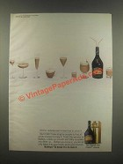 1985 Baileys Irish Cream Liqueur Ad - At First, Nobody Knew How to Serve