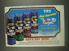 1985 Love My Carpet Rug and Room Deodorizer Ad