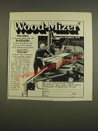 1985 Wood-Mizer Portable Bandsaw Mill Ad