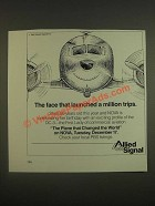 1985 Allied Signal Ad - NOVA The Plane That Changed the World PBS TV Show