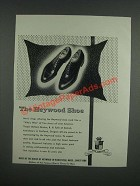 1946 Heywood Shoes Ad