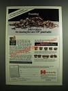1990 Hornady XTP Pistol Bullet Ad - Solid Evidence for Shooting