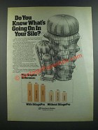 1986 Southern States SilagePro Ad - Do You Know What's Going On In Your Silo?
