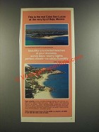 1986 Hacienda Beach Resort and Hotel Cabo San Lucas Ad