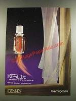 1986 Interlude Perfume Ad - Will Take You As Far As You Want to Go