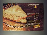 1986 Nestle Butterscotch Morsels Ad - Quick Butterscotch Ice Cream Pie recipe