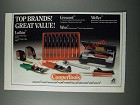 1986 CooperTools Ad - Lufkin Tapes, Crecent Wrenches, Wiss Snips