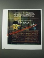 1986 Henredon Aston Court Collection Furniture Ad