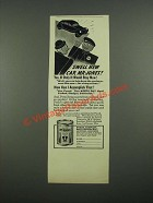 1938 Pyroil Lubrication Process Ad - Swell New Car Mr. Jones