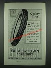 1919 Goodrich Silvertown Cord Tires Ad - Quality First
