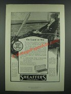 1919 Sheaffer's No. 366 CRM Pen and Sharp-Point Pencil Ad