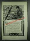 1919 Sheaffer's No. 5 Pen & Pencil Ad - Art by Richard Fayerweather Babcock