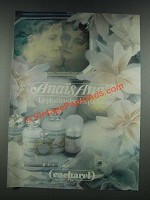 1987 Cacharel Anais Anais Perfume Ad - Le Plus Tendre des Parfums