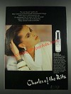 1987 Charles of the Ritz Age Zone Controller Ad