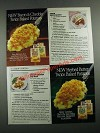 1987 Betty Crocker Twice Baked Potatoes Ad