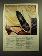 1987 Selby Shoes Ad - Melorse and Jewel