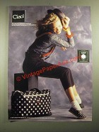 1987 Ciao! Shoes and Bag Ad
