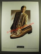 1987 Roland Cartier Ellis Shoe Ad