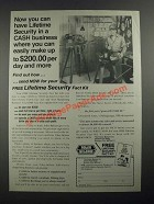 1987 Foley-Belsaw Saw and Tool Sharpening Ad