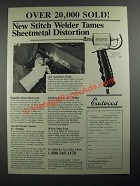 1987 Eastwood #4369 Stitch Welder Ad