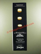 1987 Neiman-Marcus The Memoire Collection Diamond Anniversary Rings Ad