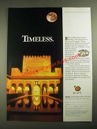 1987 Spain Espana Tourism Ad - Timeless