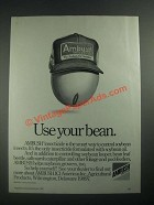 1987 ICI Americas Ambush Insecticide Ad - Use Your Bean