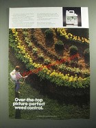 1987 Elanco Surflan Ad - Over-the-top Picture-Perfect Weed Control