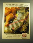 1987 Anchor Hocking Moments Dishes Ad - The Opera Guild