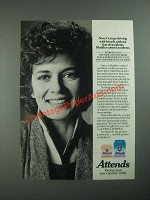 1987 Attends Brief Ad - Now I Can Go Driving With Friends