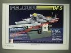 1987 Felder BF5 Program Saw Ad