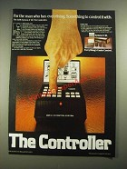 1978 BSR System X-10 Control System Ad - Something to Control It