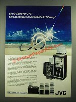 1979 JVC Stereos Ad - in German
