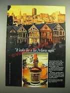 1981 Tia Maria Liqueur Ad - It Looks Like a Tia Maria Night