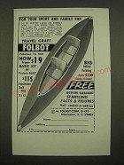 1970 Folbot Boat Ad - For Your Sport and Family Fun