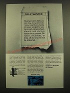 1969 Employers Insurance of Wausau Ad - Help Wanted