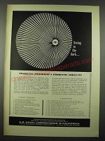 1965 U.S. Naval Laboratories in California Ad - Seeing in the Dark