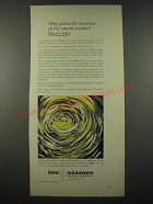 1965 Los Alamos Laboratory Ad - Probe Structure of Atomic Nucleus