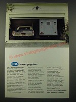 1965 INA Insurance Company of North America Ad - Insures Go-Getters
