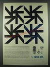 1962 Tung-Sol Electron Tubes and Semiconductors Ad - Impact