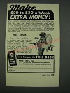 1954 Foley Automatic Saw Filer Ad - Make Extra Money