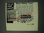 1954 Snap-On Tools Ad - Money-Making Tools