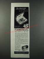 1948 Norwood Director Light Meter Ad - The Ideal Gift