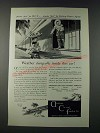 1947 ACF American Car and Foundry Company Ad - Weather Changeable