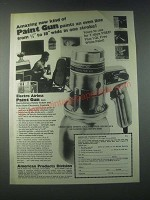 1978 American Products Electro Airless Paint Gun Ad