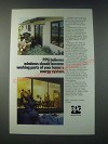 1978 PPG Solorcool and Twindow Window Glass Ad - Parts of Home's Energy System